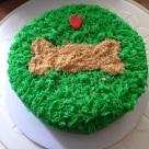 Dog Park Cake