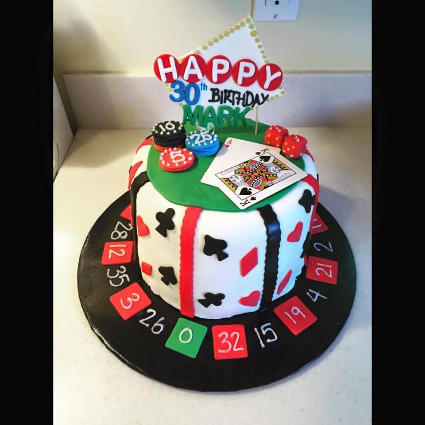 casino cakes